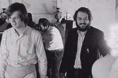 Malcolm McDowell, Stanley Kubrick - A CLOCKWORK ORANGE (1971)