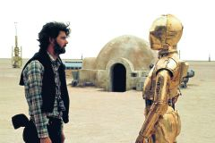 George Lucas, Anthony Daniels - STAR WARS (1977)