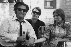John Belushi, Dan Aykroyd, Carrie Fisher - THE BLUES BROTHERS (1980)