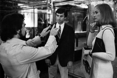 Martin Scorsese, Robert De Niro, Cybill Shepherd - TAXI DRIVER (1976)