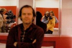 Jack Nicholson, Stanley Kubrick, Vivian Kubrick - THE SHINING (1980)
