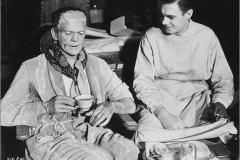 Boris Karloff, Colin Clive - FRANKENSTEIN (1931)