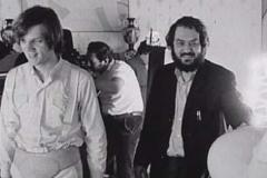 Malcolm McDowell, Stanley Kubrick - A CLOCKWORK ORANGE (1971)