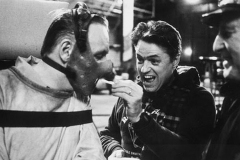 Anthony Hopkins, Jonathan Demme - THE SILENCE OF THE LAMBS (1991)