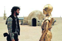 George Lucas, Anthony Daniels - STAR WARS (1977)