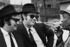 John Belushi, Dan Aykroyd, John Lee Hooker - THE BLUES BROTHERS (1980)