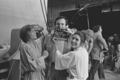 Mark Hamill, Carrie Fisher - STAR WARS (1977)