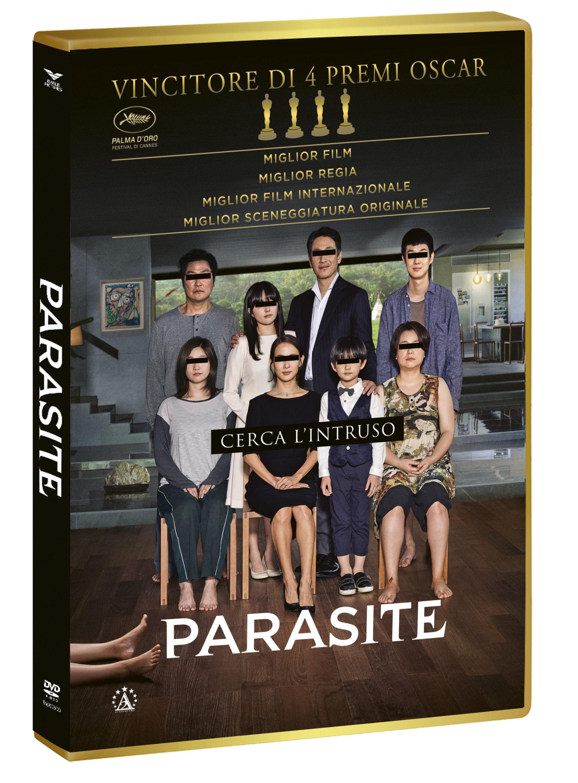 Parasite_DVD